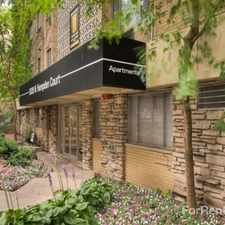 Rental info for 2630 N Hampden Court Apartments