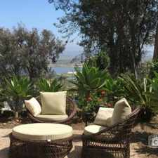 Rental info for $9999 4 bedroom House in Northern San Diego Del Mar