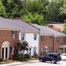 Rental info for Raleigh Towne Apartments