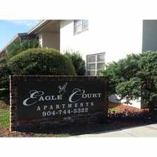 Rental info for Eagle Court and Eagle Ridge in the Jacksonville area