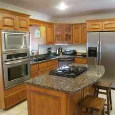 Rental info for Beautiful 6 Bedroom Home
