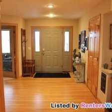 Rental info for 20% Below Market Rate- Large Executive Home