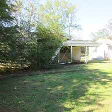 Rental info for Single Family Home Home in Talladega for Owner Financing