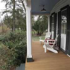 Rental info for Charming farm house in the Hamlet of Upper Red Hook on a quiet. Single Car Garage!