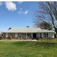 Rental info for Attractive 4 bed, 2.50 bath
