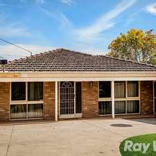 Rental info for Close To Just About Everything! in the Templestowe Lower area