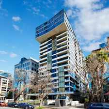 Rental info for Furnished One Bedroom Apartment in Stunning Rhapsody Building