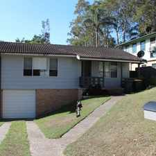 Rental info for MODERN PRESENTED HOME in the Newcastle area