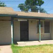 Rental info for 1 bed, 1 bath, safe neighborhood. $550/mo