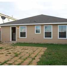 Rental info for House for rent in Elgin. Washer/Dryer Hookups!
