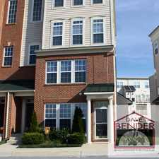 Rental info for 1808A Monocacy View Circle