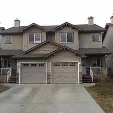 Rental info for South Terwillegar Duplex 4 RENT - 3 Available NOW & June in the Terwillegar South area