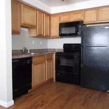 Rental info for Remodeled 1-bedroom townhome