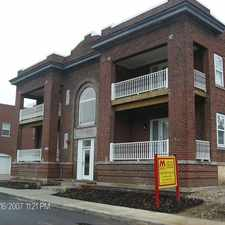 Rental info for 2 bedroom/2 bath condo with 1 car garage in the Indianapolis area