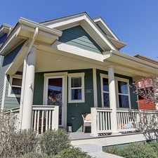 Rental info for 3657 Xanthia St., Denver CO 80238