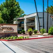 Rental info for Genoa Lakes