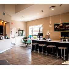 Rental info for Palm Court