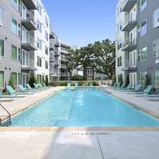 Rental info for Gibson Flats in the Zilker area