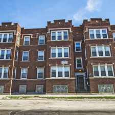 Rental info for Pangea 7055 S St Lawrence Apartments in the Chicago area