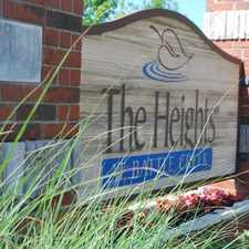 Rental info for The Heights at Battle Creek in the Tulsa area