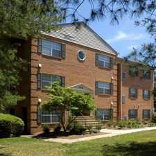 Rental info for Crofton Village Apartments