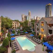 Rental info for Uptown Gardens Apartments in the Charlotte area