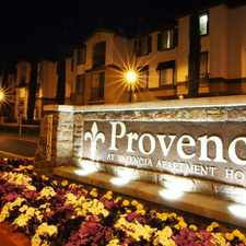 Rental info for Provence at Valencia