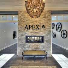 Rental info for Apex on Preston in the Louisville-Jefferson area