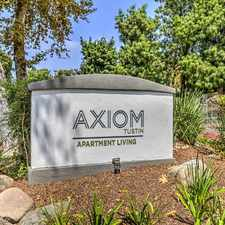Rental info for Axiom Tustin