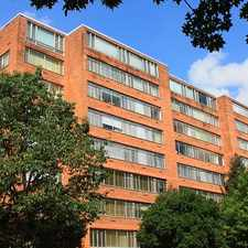 Rental info for Connecticut Park Apartments in the Woodley Park area