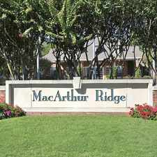 Rental info for MacArthur Ridge Apartments