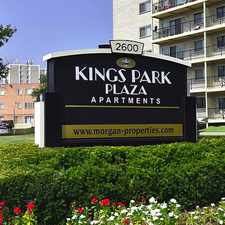 Rental info for Kings Park Plaza in the Chillum area