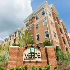 Rental info for Verde at Greenbelt Station in the College Park area