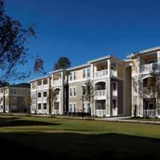 Rental info for Woodfield South Point in the Charleston area