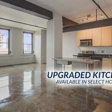 Rental info for Broadway Lofts in the Core-Columbia area