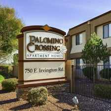 Rental info for Palomino Crossing in the Tucson area