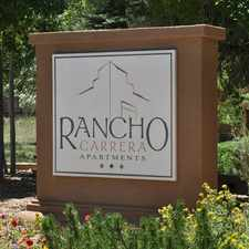 Rental info for Rancho Carrera Apartments