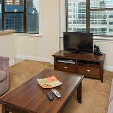 Rental info for The Point at Rittenhouse Row in the Philadelphia area