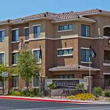 Rental info for Centennial at 5th in the North Las Vegas area