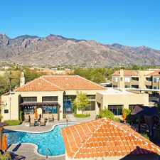 Rental info for The Legends at La Paloma in the Catalina Foothills Estates area