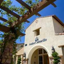 Rental info for Avalon Camarillo