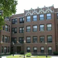 Rental info for 1101 E. Hyde Park Boulevard in the Kenwood area