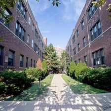 Rental info for Ellis Court in the Hyde Park area