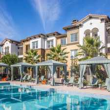 Rental info for Capriana at Chino Hills Apartments in the Chino area