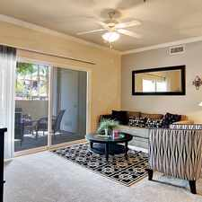 Rental info for Canyon Park Apartments in the Riverside area