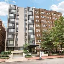 Rental info for The Palisades in the Logan Circle - Shaw area