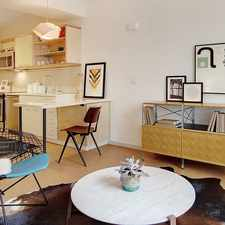 Rental info for Eastown in the Central Hollywood area