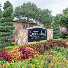 Rental info for Sandshell at Fossil Creek