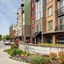 Rental info for Salix Juanita Village in the Kirkland area