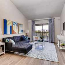 Rental info for Lakeview Towers at Belmar in the Denver area